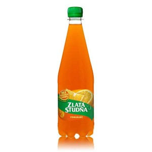 Sirup Zlatá Studňa pomaranč 0.7L
