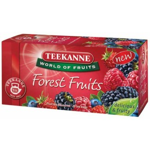 Čaj TEEKANNE Ovocný Forest Fruits 50g
