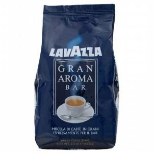 Káva LAVAZZA Gran Aroma Bar zrnková 1kg