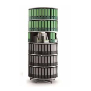 Odkladací Trojbox Novum RAL9022