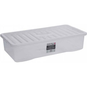 BOX s vekom 42L biely WHAM