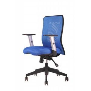 Kancelárske kreslo CALYPSO modrá 204-711421