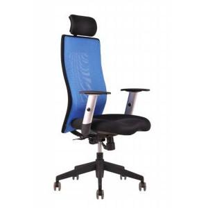 Kancelárske kreslo CALYPSO Grand SP1 modré