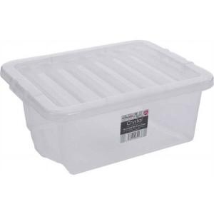 BOX s vekom 16L biely WHAM