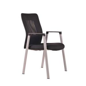 Rokovacia stolička CALYPSO MT čierna