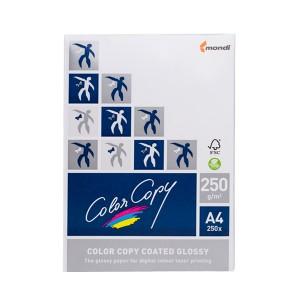Papier A4 Color Copy COATED 250g / 250ks