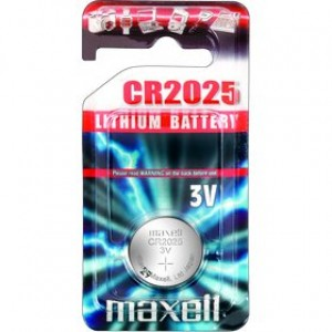 Batéria MAXELL LITHIUM CR2025 3V