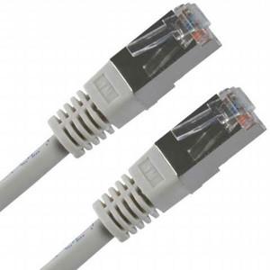 FTP kábel, Cat.5, 10 m, tienený  k12598