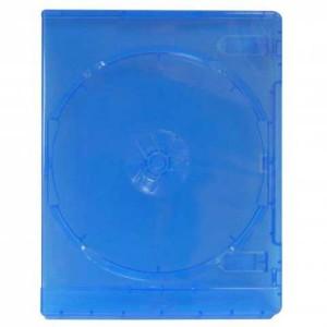 Box na 1 ks Blu-ray, modrý, 12mm
