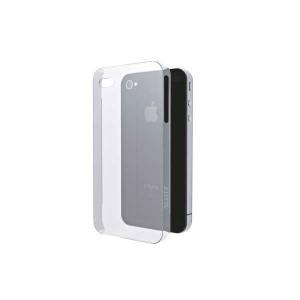 Priehľadný tenký kryt Leitz Complete pre iPhone 4/4S