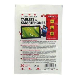 Čistiace obrúsky na tablet, smartphone