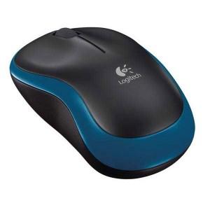Myš Logitech M185 blue Wireless