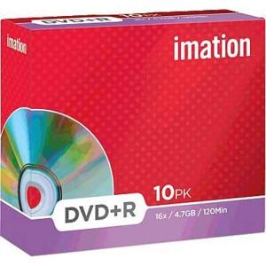 DVD+R Imation 4,7GB 16x jewel case  im21746