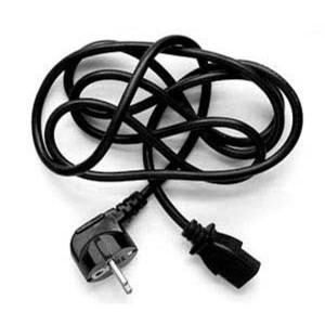 Kábel napájací sieťový, 230V plug/5 m  k2547