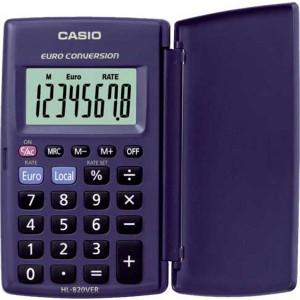 Kalkulačka Casio HL 820 VER  cs820