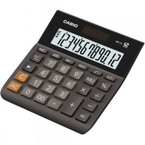 Kalkulačka Casio MH 12 BK S EH
