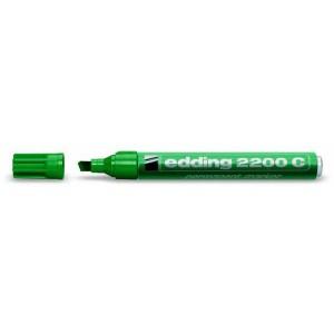 Popisovač Edding  2200C zelený