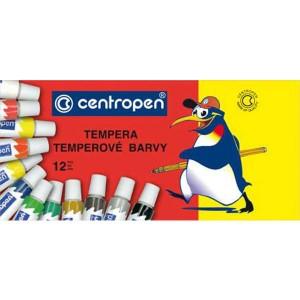 Temperové farby 9550/12, 12 ml