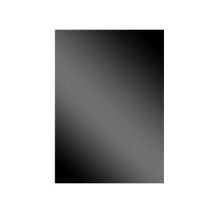 Kartónové dosky chromolux A4, čierna  re254001