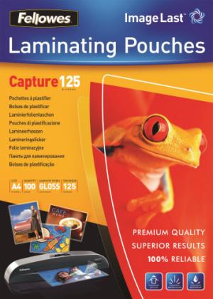 Laminovacie fólie 216x303 (A4), 125mic  re04125