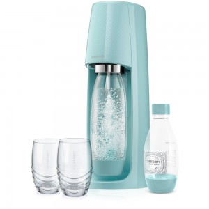 Výrobník sódy SODASTREAM SPIRIT ICY BLUE
