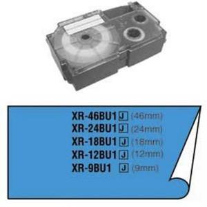 Páska Casio 18mm čierne / modrá