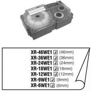 Páska Casio 9mm čierne / biela
