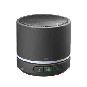 Prenosný mini Bluetooth reproduktor s mikrofónom Leitz Complete čierny