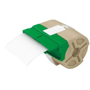 Plastové pásky Leitz Icon Biela, 88 mm