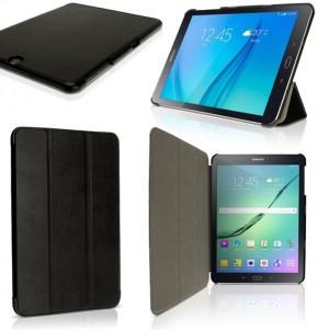Puzdro na tablet luxusné SAMSUNG GALAXY TAB S2 9,7 - čierne