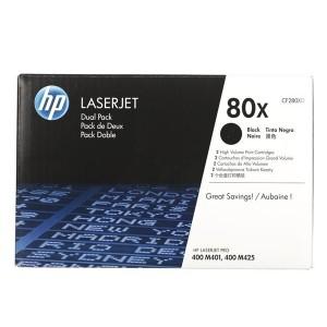 Toner HP CF280XD black, 6900s, 80X, HP LaserJet+, N, 2000g