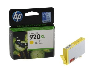 Toner HP CD974AE 920XL yellow