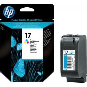 Toner repas HP C6625AE No.17