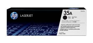 Toner repas HP CB435A/Canon CRG-712BK 1870B002 black