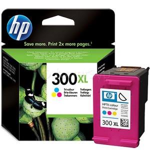 Toner repas HP CC644EE 300XL Color