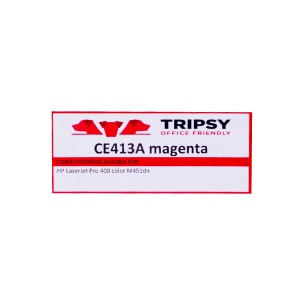 Toner repas HP CE413A magenta 2600 str. HP 305A