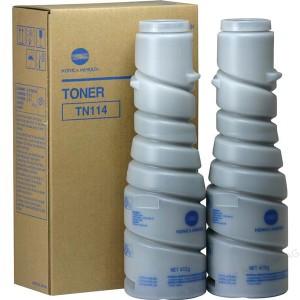 Toner repas Mitolta TN-114 2x413g