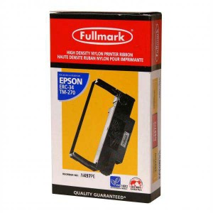 Páska Epson ERC 30/34/38 fialová Fullmark kompatibil