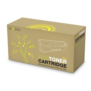 Toner kompatibil OKI C301/C321/MC322/MC342 yellow 1500 str. Ecodata