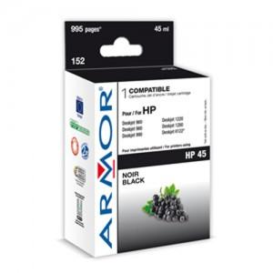 Toner kompatibil HP DJ 710C, black, 42ml, Armor