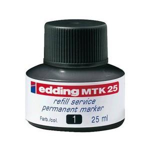 Atrament edding MTK 25 čierny