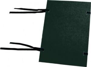 Spisová doska-čierny prešpán A4