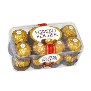 Ferrero Rocher 16ks 200g