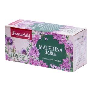 Čaj BOP materina dúška