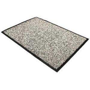 Rohož 90x120cm sivá