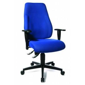 Kancelárske kreslo Lady Sitness modré