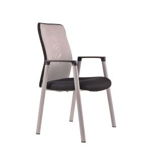 Rokovacia stolička CALYPSO MT antracit