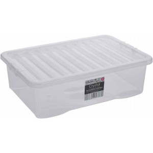 BOX s vekom 32L biela WHAM