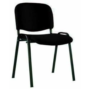 Rokovacia stolička Leda-NE čierna C11