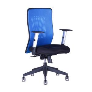 Kancelárske kreslo CALYPSO XL BP modré